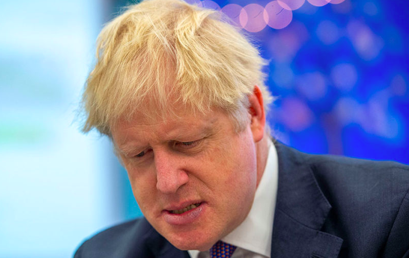 Paddy Power halves odds on Boris to say Bye Bye at Christmas