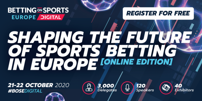 Betting on Sports Europe - Digital