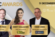 SBC Awards 2020 hosts - Petr Cech, Kirsty Gallacher and Vinnie Jones