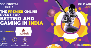 SBC Digital India - Taj Rummy Sponsorship