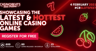 CasinoBeats Slots Festival February 2021