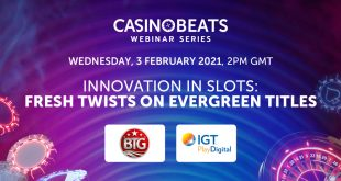 CasinoBeats Innovation in Slots