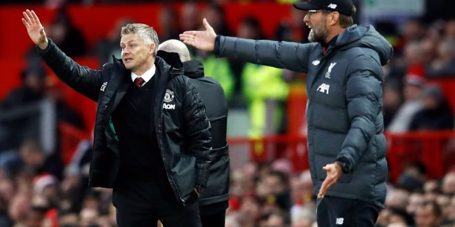 Inside Edge: Has Liverpool and Man United's rivalry been reignited?