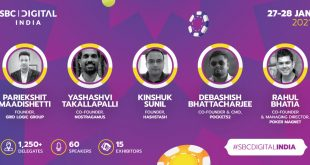 SBC Digital India speaker line-up