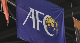 Asian Football Confederation banner