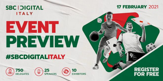 SBC Digital Italy Preview