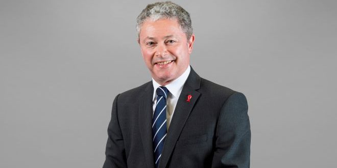 Simon Johnson joins SIS as new Chair