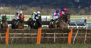 RMG passes the winning post with Cheltenham streaming record