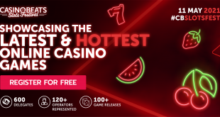 CasinoBeats Slots Festival May 2021