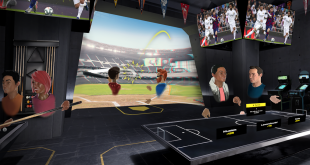 Entain blends sports and entertainment with new VR experience