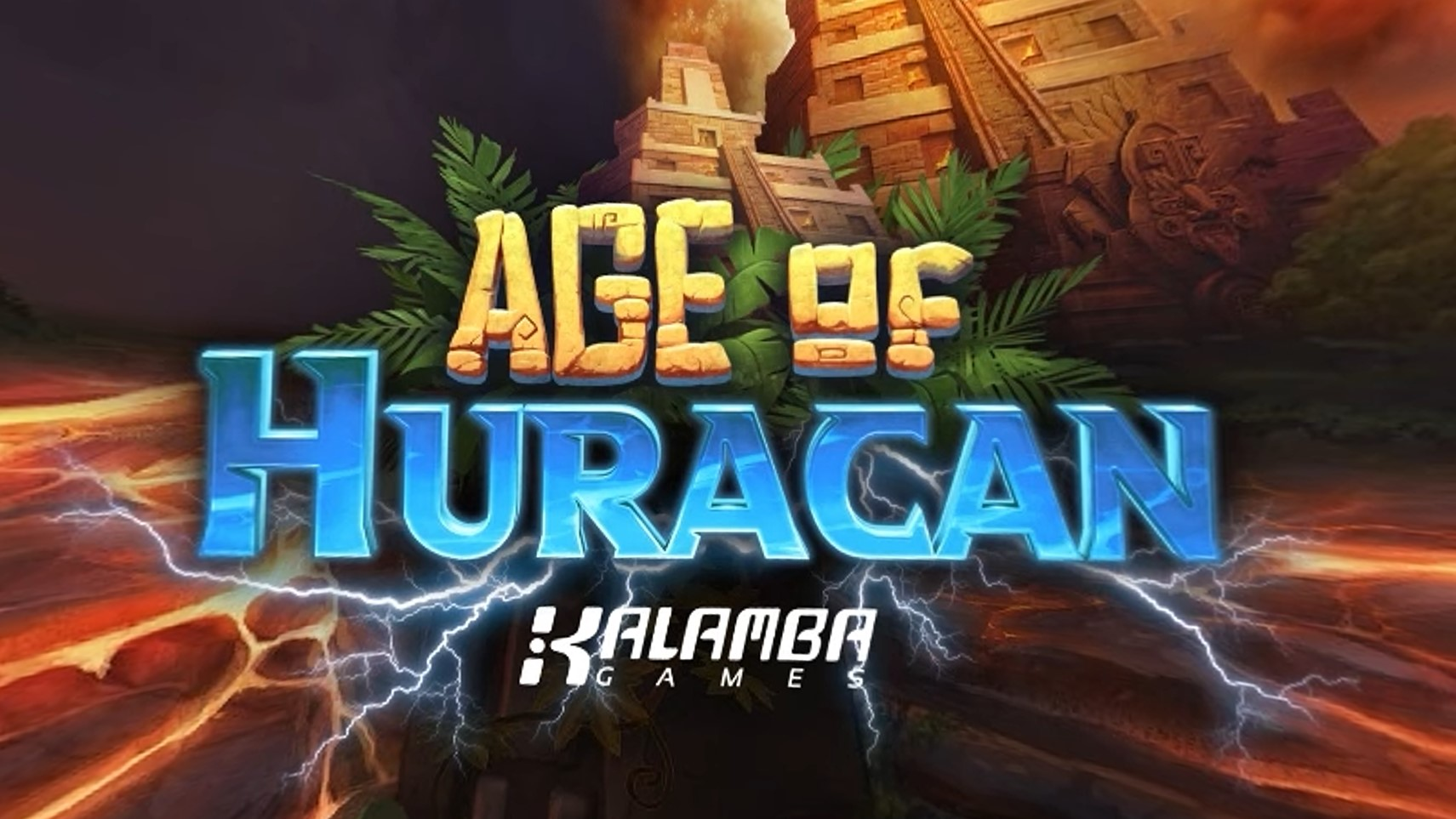 Age of Huracan is a 5x4, 1,024-payline slot set in the Mayan temples featuring k-cash hurricane symbols, bonus rounds and free spins.