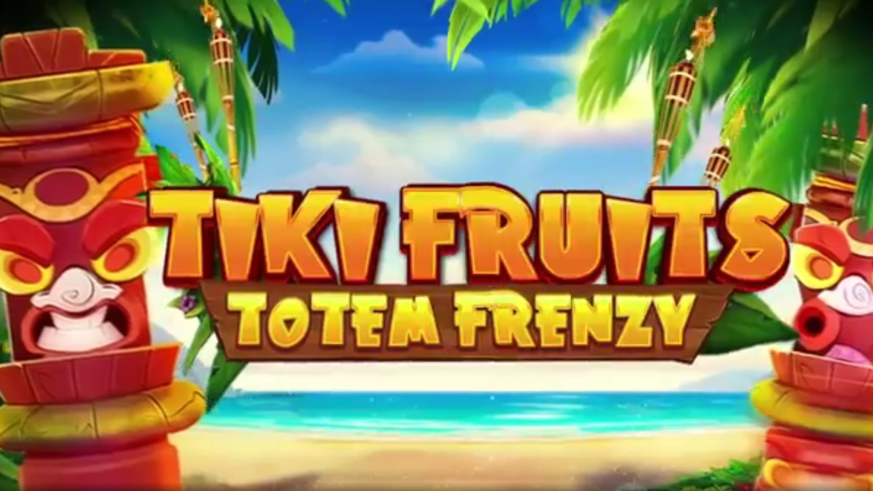 Welcome to a Hawaiian paradise in Red Tiger's most recent addition to its all incomposing slots portfolio, Tiki Fruits Totem Frenzy.