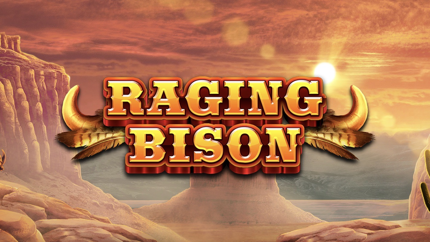 Stakelogic gets players to saddle up and keep their shotguns loaded as they head west in its new title, Raging Bison.