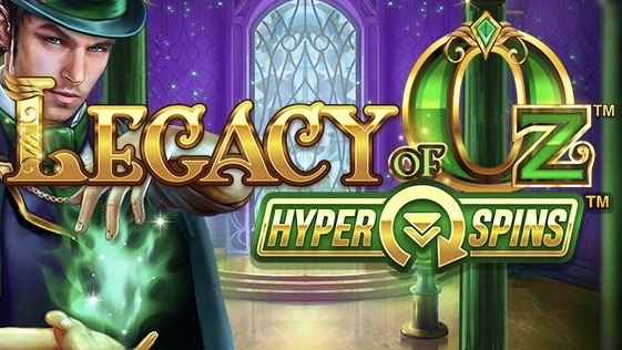 Legacy of Oz Hyperspins is a 5x3, 10-payline slot which includes the Hyperspins mechanic, a free spins round and special expanding wild.