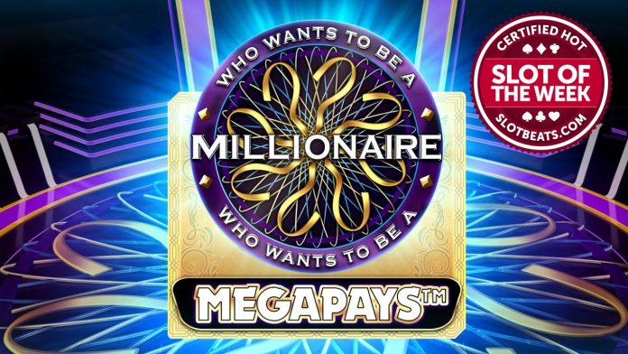 Big Time Gaming has claimed our Slot of the Week award as it celebrates the return of UK TV show Who Wants to be a Millionaire