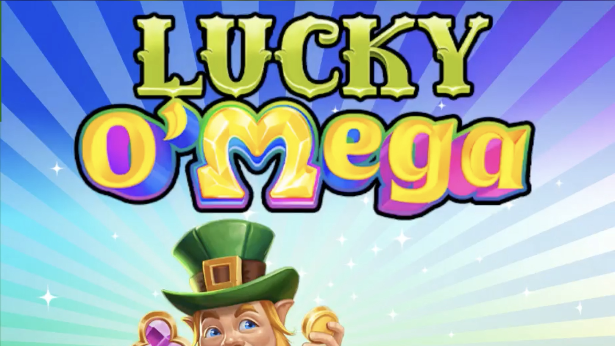 Experience the leprechaun's luck in Gong Gaming Technologies' most recent addition to its portfolio with Lucky O'Mega.