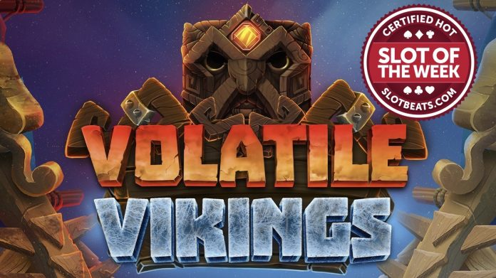 Relax Gaming has harnessed the power of Ragnarok to claim our Slot of the Week award with its latest winning title, Volatile Vikings.