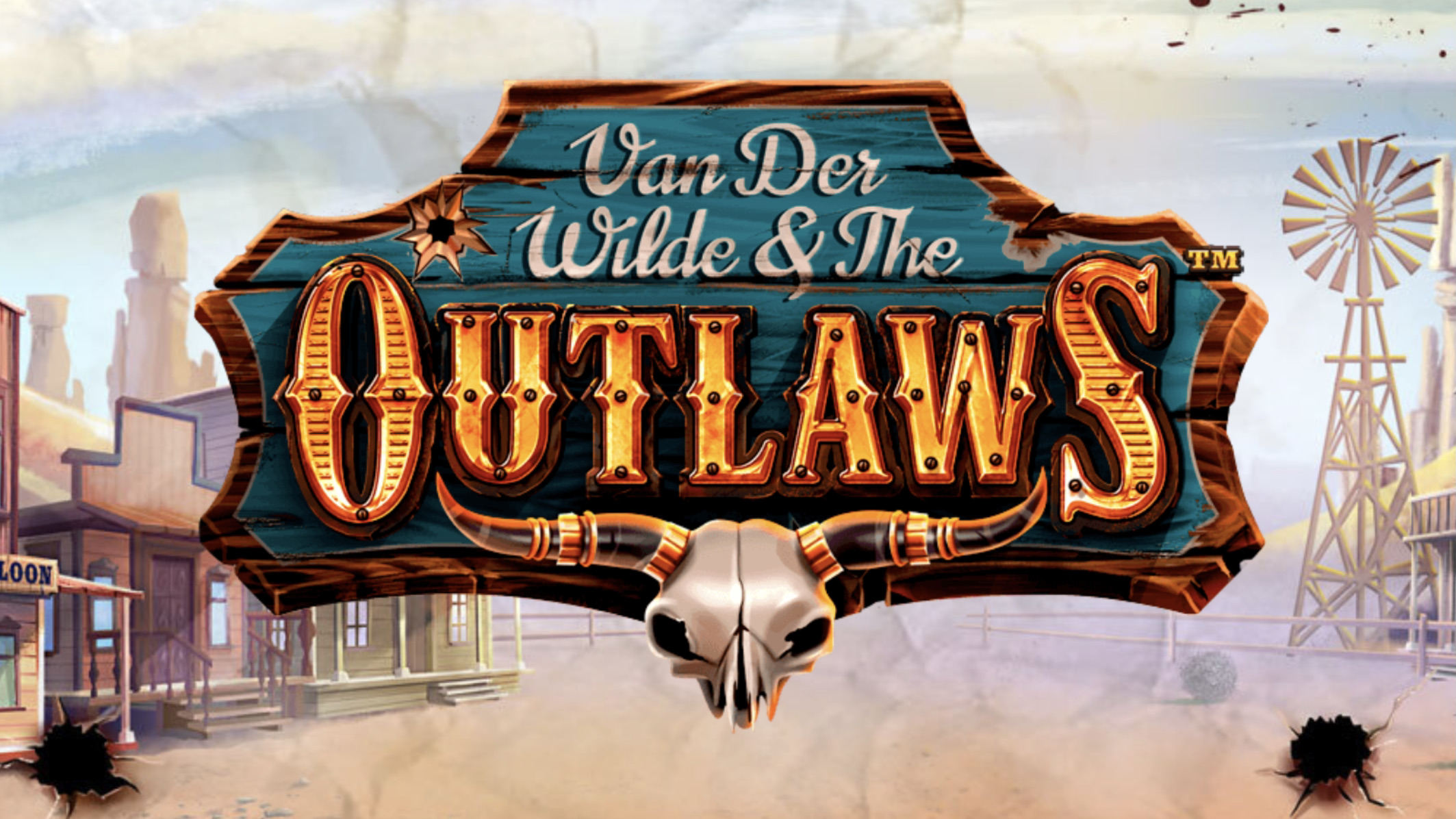 Van der Wilde and The Outlaws is a 5x3, 10-payline video slot including features such as free games, expanding wilds and super spins.