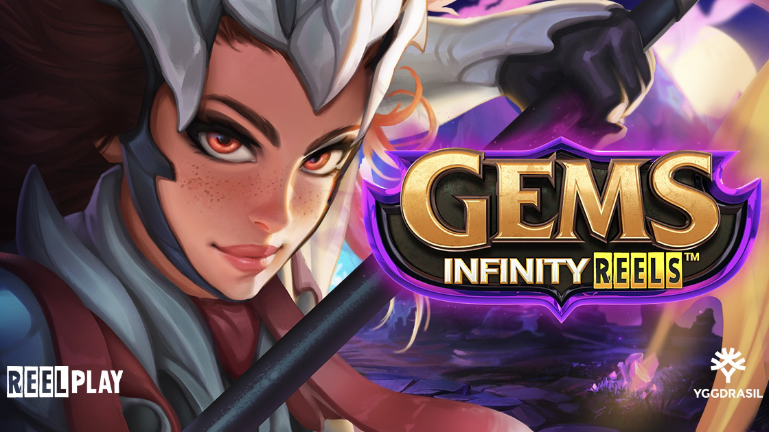 Gems Infinity Reels is a 4x3x2, Infinity Reels slot including features such as a unity bonus, free spins, wild princesses and a multiplier.