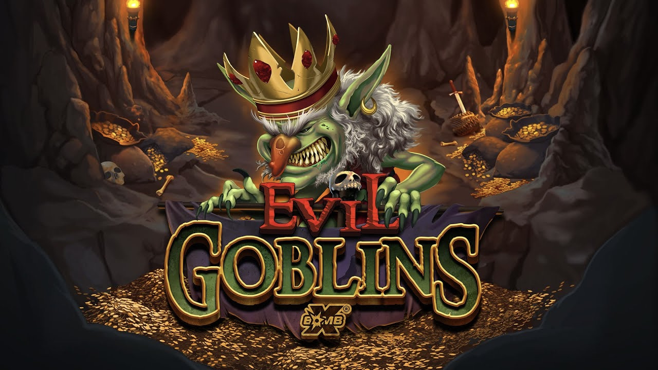 Evil Goblins xBomb is a 6x3-7, 729-payline slot with features including a Goblin Sacrifice and Evil 4 feature and dead and resurrection wilds