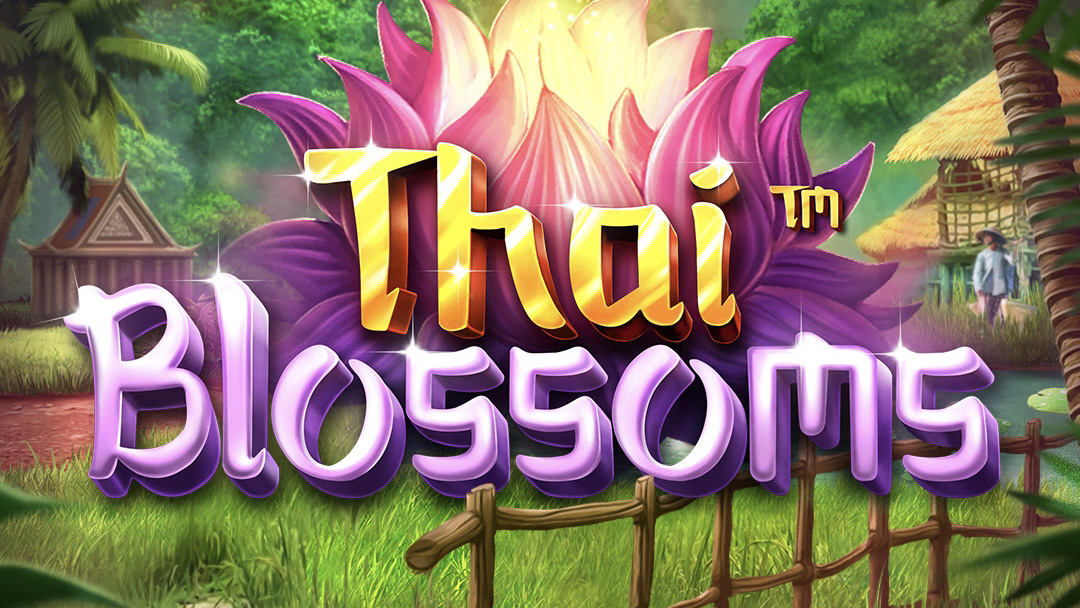 Thai Blossoms is a 5x4,100-payline slot with features including sticky and stacking wilds, a free spins mode and a buy feature.